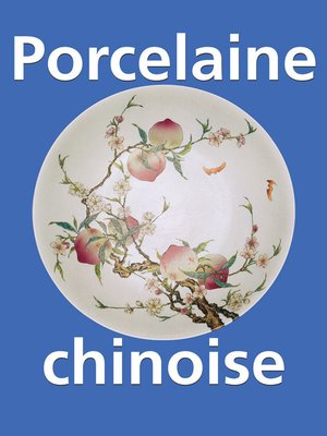 cover image of Porcelaine Chinoise
