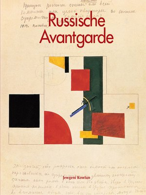 cover image of Russische Avantgarde