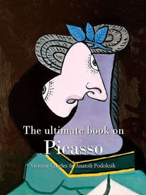 cover image of The ultimate book on Picasso