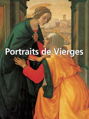 cover image of Portraits de Vierges