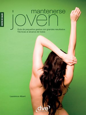 cover image of Mantenerse joven