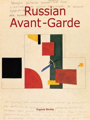 cover image of Russian Avant-Garde