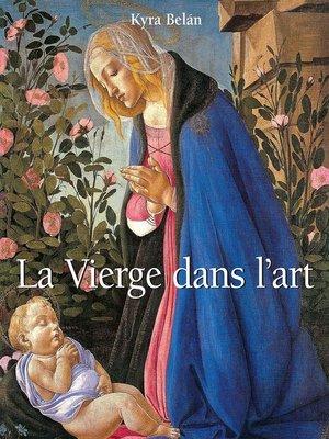 cover image of La Vierge dans l'art