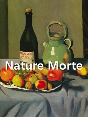 cover image of Nature Morte
