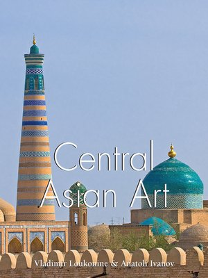 cover image of Central Asian Art