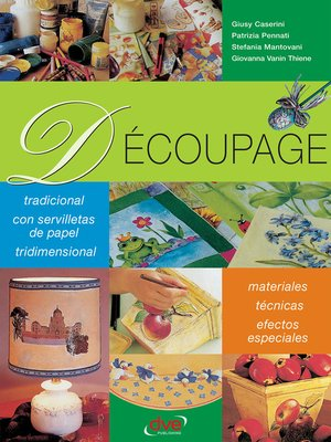 cover image of Découpage