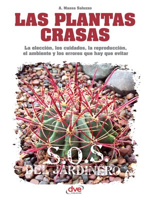cover image of Las plantas crasas