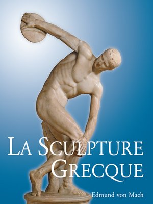 cover image of La Sculpture Grecque