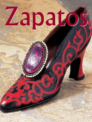 cover image of Zapatos