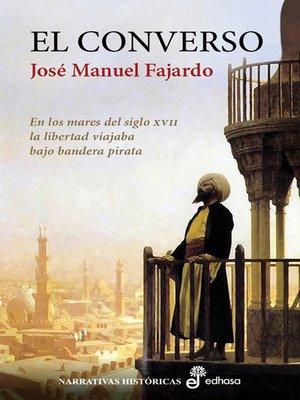 cover image of El converso