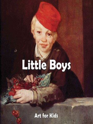 cover image of Little Boys