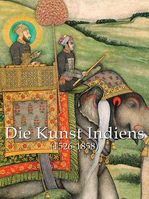 cover image of Die Kunst Indiens