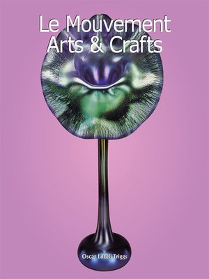 cover image of Le Mouvement Arts & Crafts