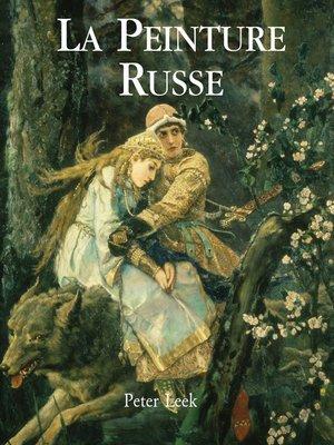 cover image of La Peinture Russe