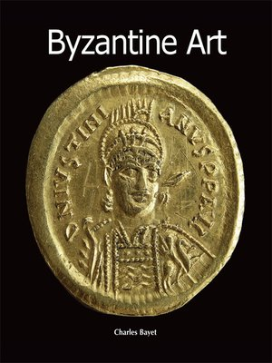 cover image of Byzantine Art