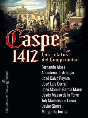 cover image of Caspe 1412