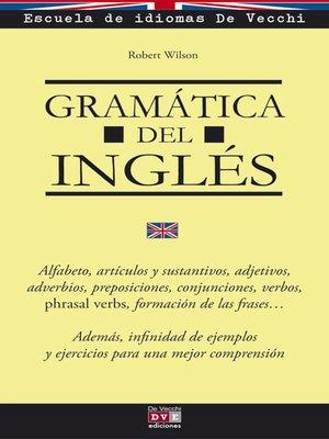cover image of Gramática del inglés