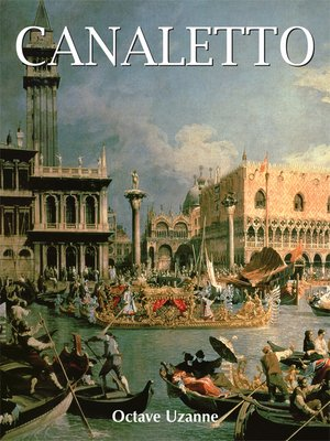 cover image of Caneletto