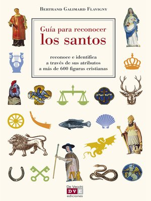 cover image of Guía para reconocer los santos