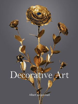 cover image of Decorative Art