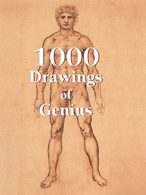 cover image of 1000 Drawings of Genius