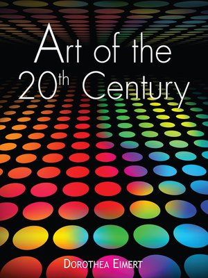 cover image of Art of the 20th century