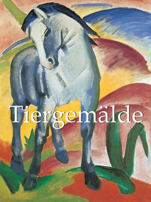 cover image of Tiergemälde