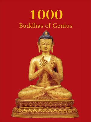 cover image of 1000 Buddhas of Genius