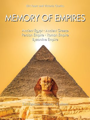 cover image of Memory of Empires