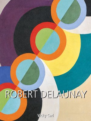 cover image of Robert Delaunay
