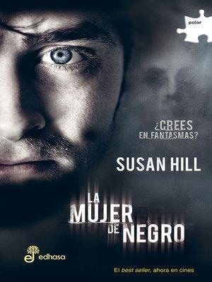 cover image of La mujer de negro