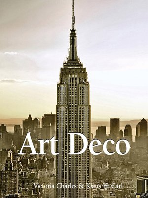cover image of Art Deco