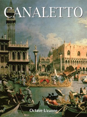 cover image of Canaletto
