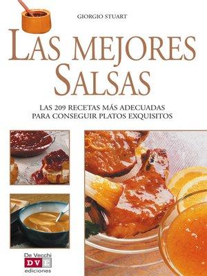cover image of Las mejores salsas