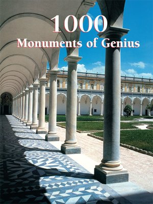 cover image of 1000 Monuments of Genius