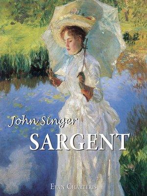 cover image of John Singer Sargent