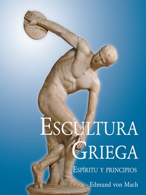 cover image of Escultura Griega