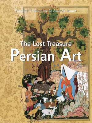 cover image of Persian Art