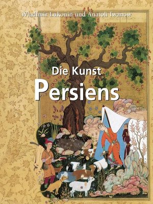 cover image of Die Kunst Persiens