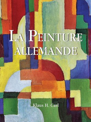 cover image of La Peinture allemande