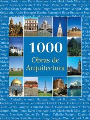 cover image of 1000 Obras de Arquitectura