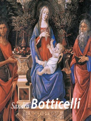 cover image of Sandro Botticelli
