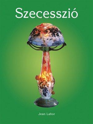 cover image of Szecesszió