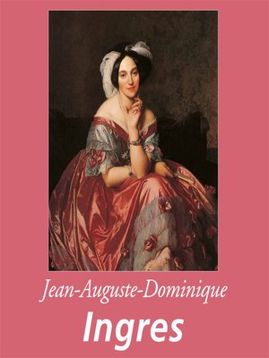 cover image of Jean-Auguste-Dominique Ingres