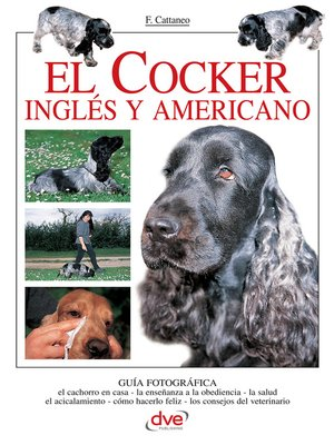 cover image of El Cocker inglés y americano