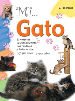 cover image of Mi... Gato