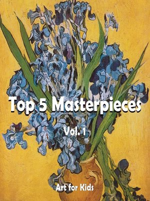 cover image of Top 5 Masterpieces vol 1