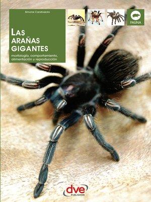 cover image of LAS ARAÑAS GIGANTES
