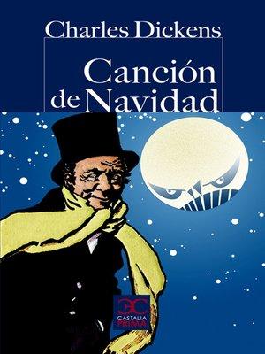 cover image of Canción de Navidad