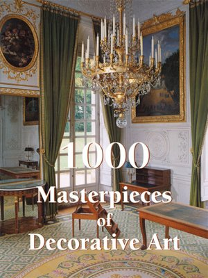 cover image of 1000 Masterpieces of Decorative Art